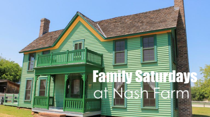 Family Saturday at Nash Farm @ Settlement to City Museums