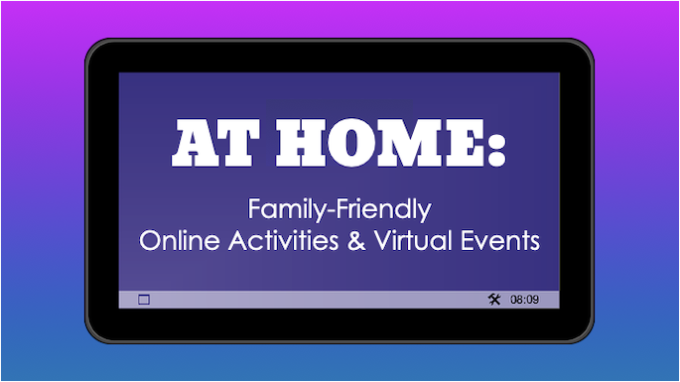 Ongoing Online Events @ Virtual / Online