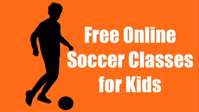 Free Online Soccer Classes for Kids @ Virtual / Online