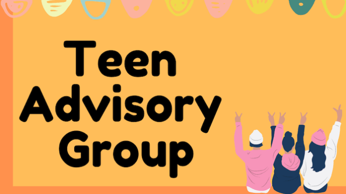 Teen Advisory Group Flower Mound @ Virtual / Online