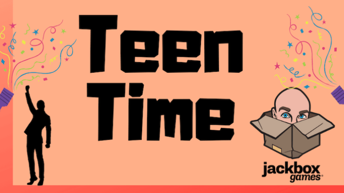Teen Time Flower Mound @ Virtual / Online