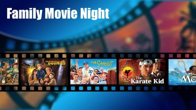 Grandscape Family Movie Night @ Grandscape