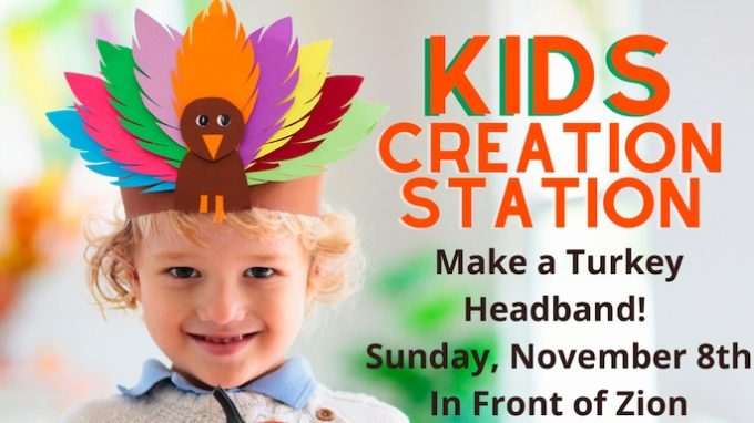 Kids Creation Station at MCM @ Music City Mall