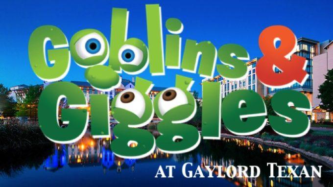 Goblins & Giggles at Gaylord Texan @ Gaylord Texan