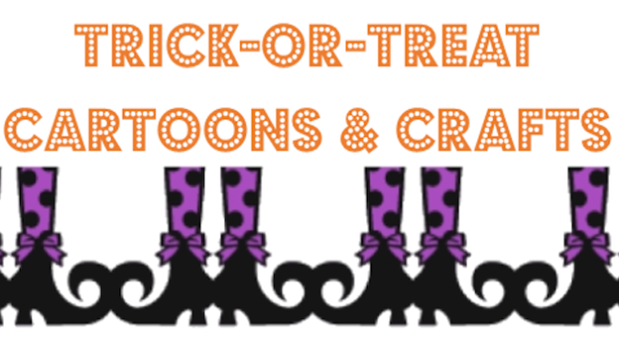 Halloween Cartoons and Crafts @ Palace Theatre