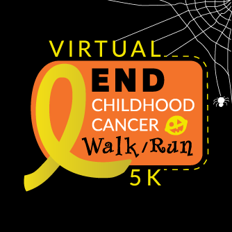 Virtual End Childhood Cancer 5K - Halloween Edition @ Anywhere