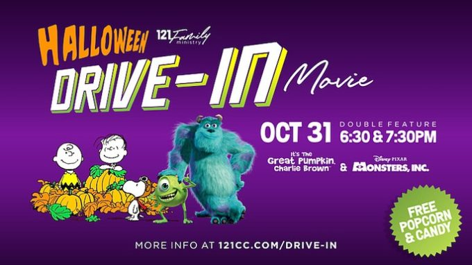 Family Movie Night Lewisville @ 121 Community Church