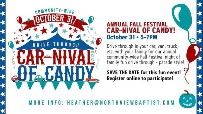 Carnival of Candy @ Northview Baptist Church