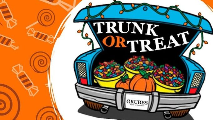 Grubbs Trunk-or-Treat @ Grubbs Infinity