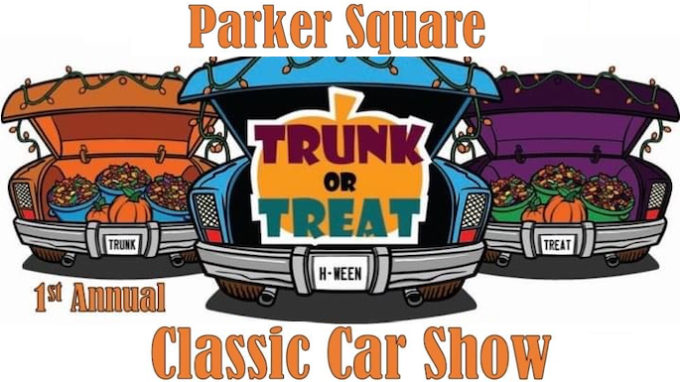 Car Show Trunk or Treat @ Parker Square