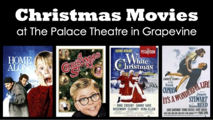 Christmas Movies at Palace Theatre @ Palace Theatre