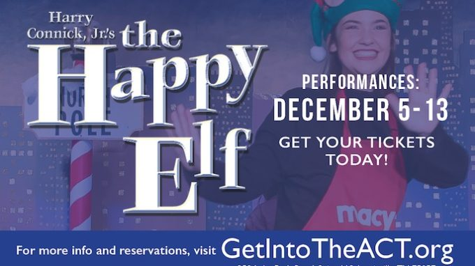 The Happy Elf @ The Actors Conservatory Theatre