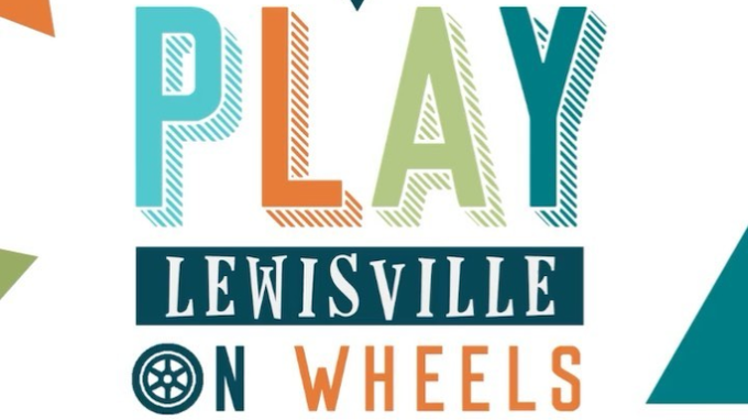 Pop Up Park Play @ Various Lewisville Locations