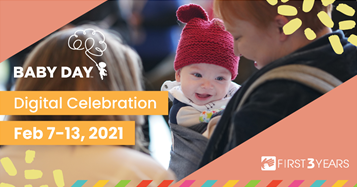 Baby Day 2021 Digital Celebration @ Virtual Event