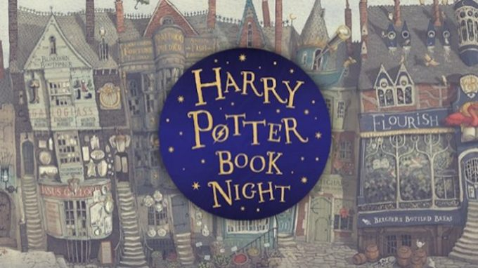 Harry Potter Book Night @ Virtual / Online