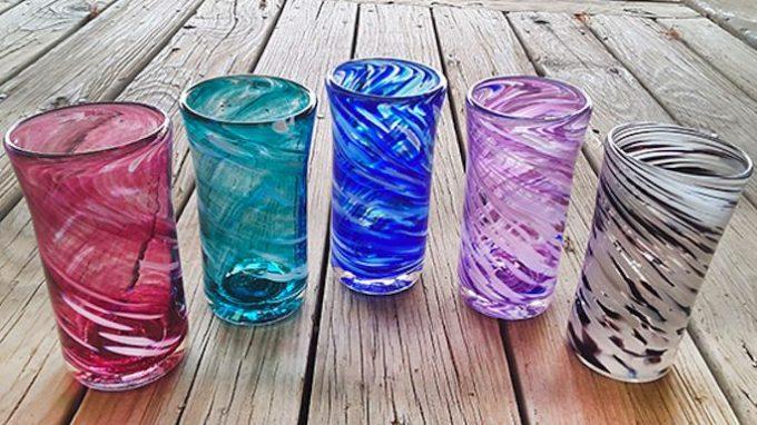 St Patricks Glassblowing Event @ Vetro Glassblowing Studio