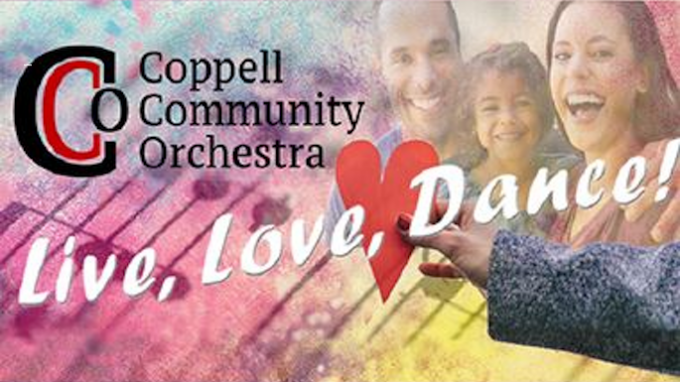 Coppell Community Orchestra @ Coppell Arts Center