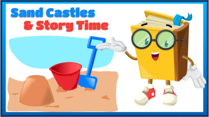 Sand Castles and Storytime @ Steward Creek Park Beach